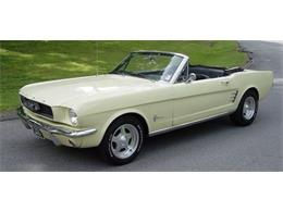 Picture of Classic 1966 Mustang located in Hendersonville Tennessee - $16,900.00 Offered by Maple Motors - QCQ2