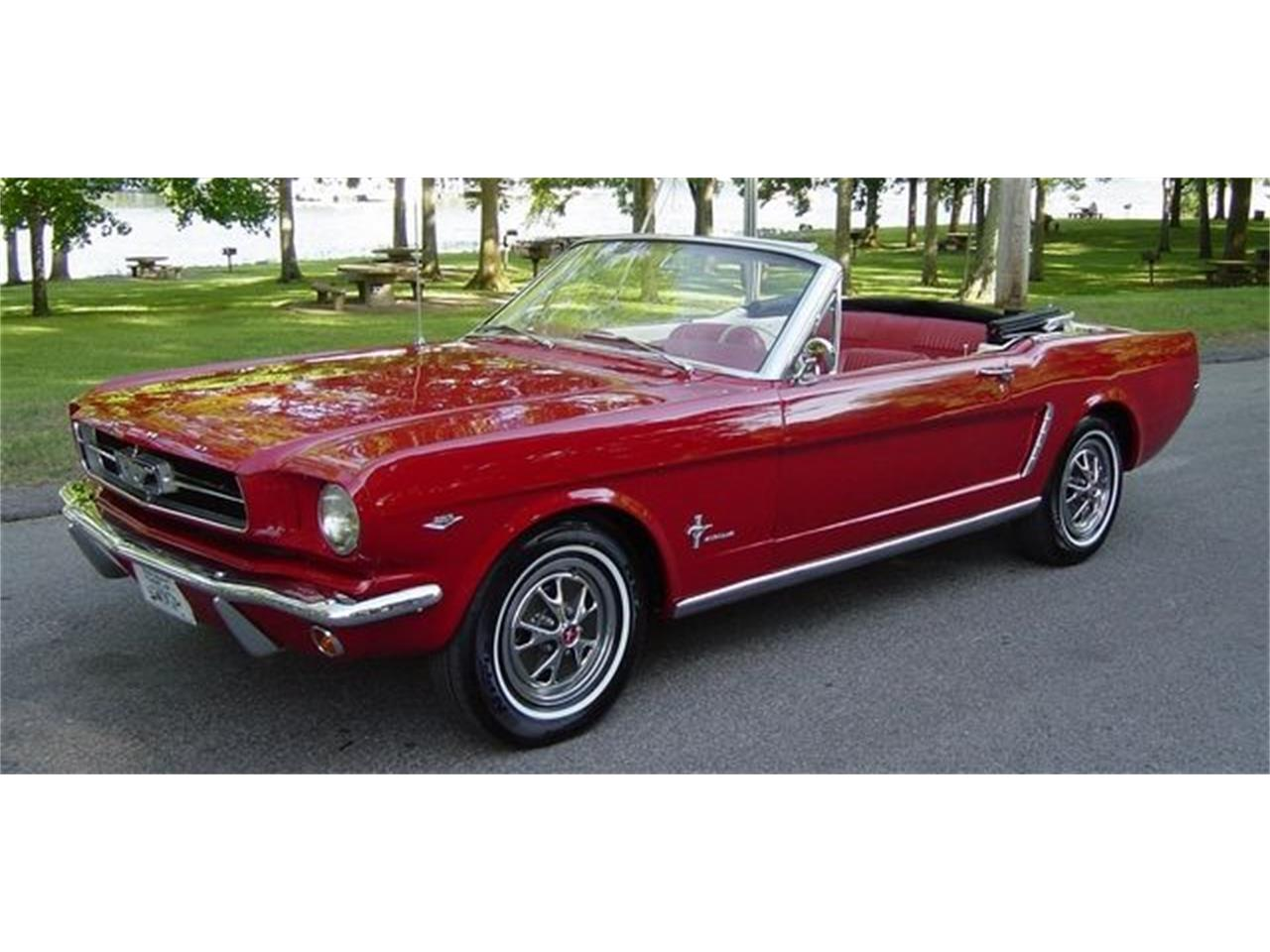 Large Picture of Classic '65 Mustang - $25,900.00 - QCQ3