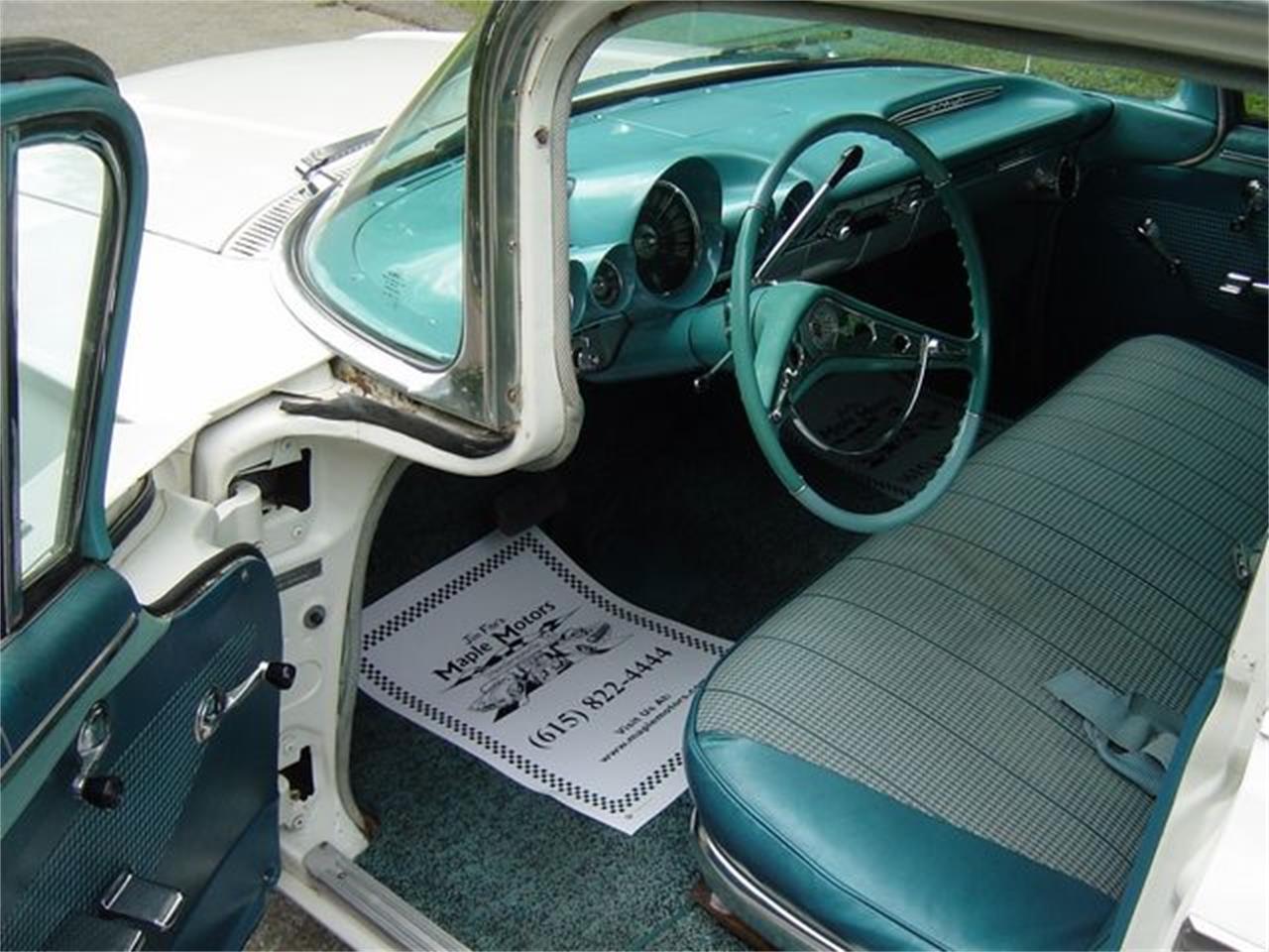 Large Picture of '60 Impala - QCQ4