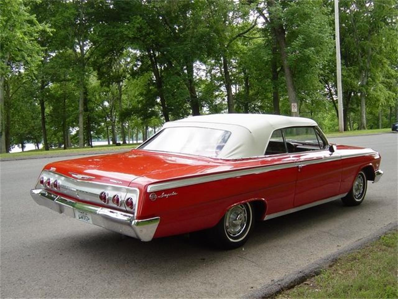 Large Picture of '62 Impala SS - QCQ5