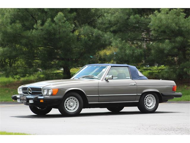Picture of '83 380SL located in Mill Hall Pennsylvania Auction Vehicle - QCQM