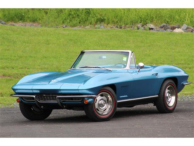 Picture of '67 Chevrolet Corvette Offered by  - QCQO