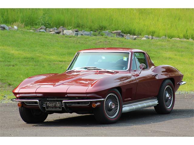 Picture of Classic '67 Chevrolet Corvette located in Mill Hall Pennsylvania Auction Vehicle - QCQX
