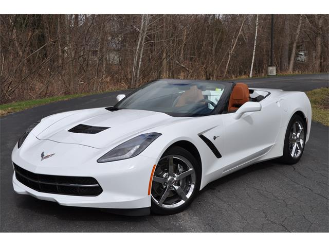 Picture of '15 Corvette Auction Vehicle Offered by  - QCR0