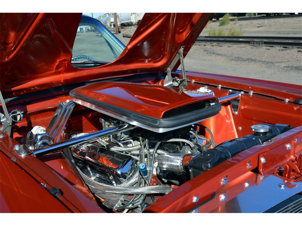 Large Picture of '66 Mustang - QCR3