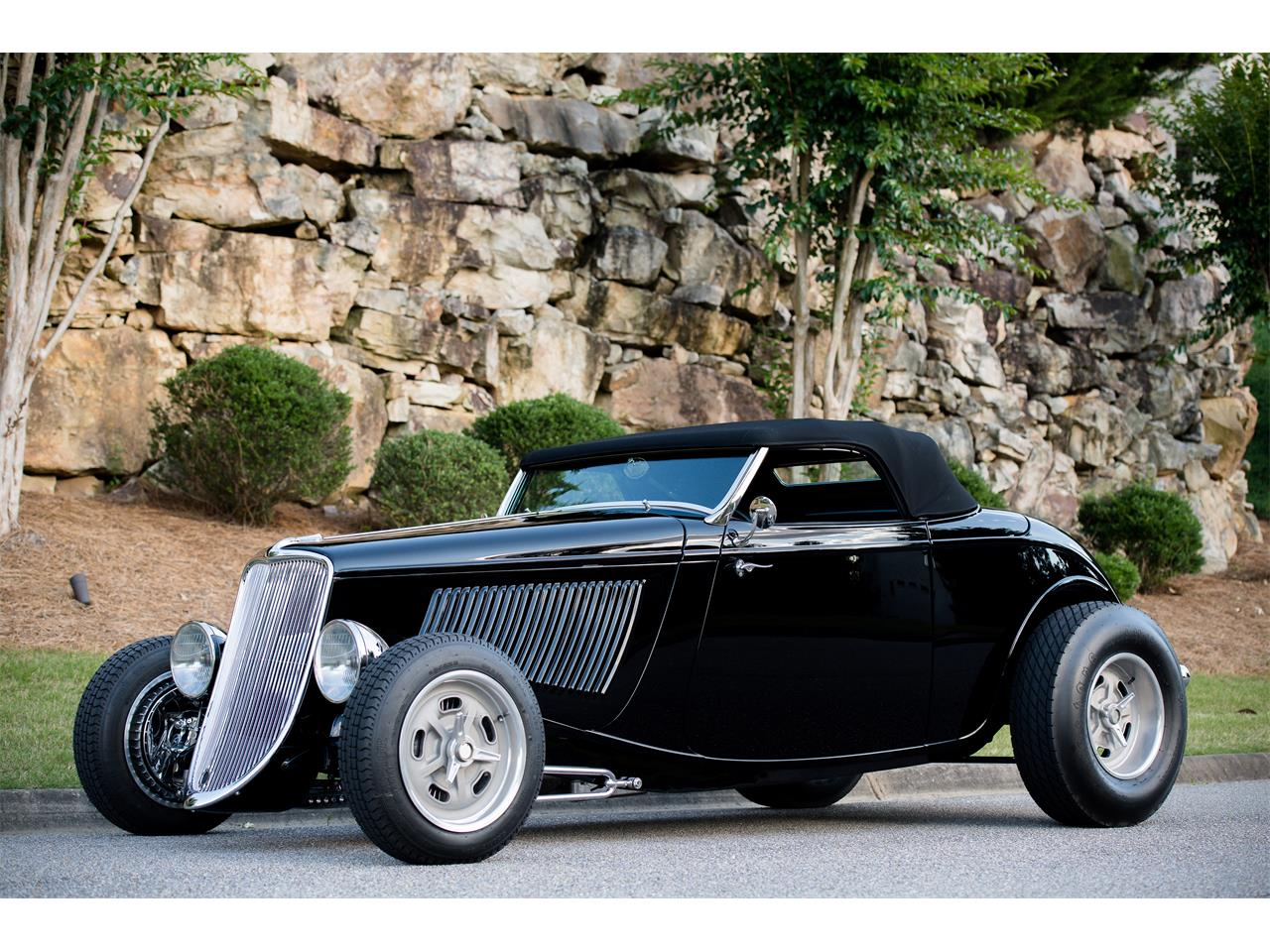 Large Picture of '33 Roadster - QCRC