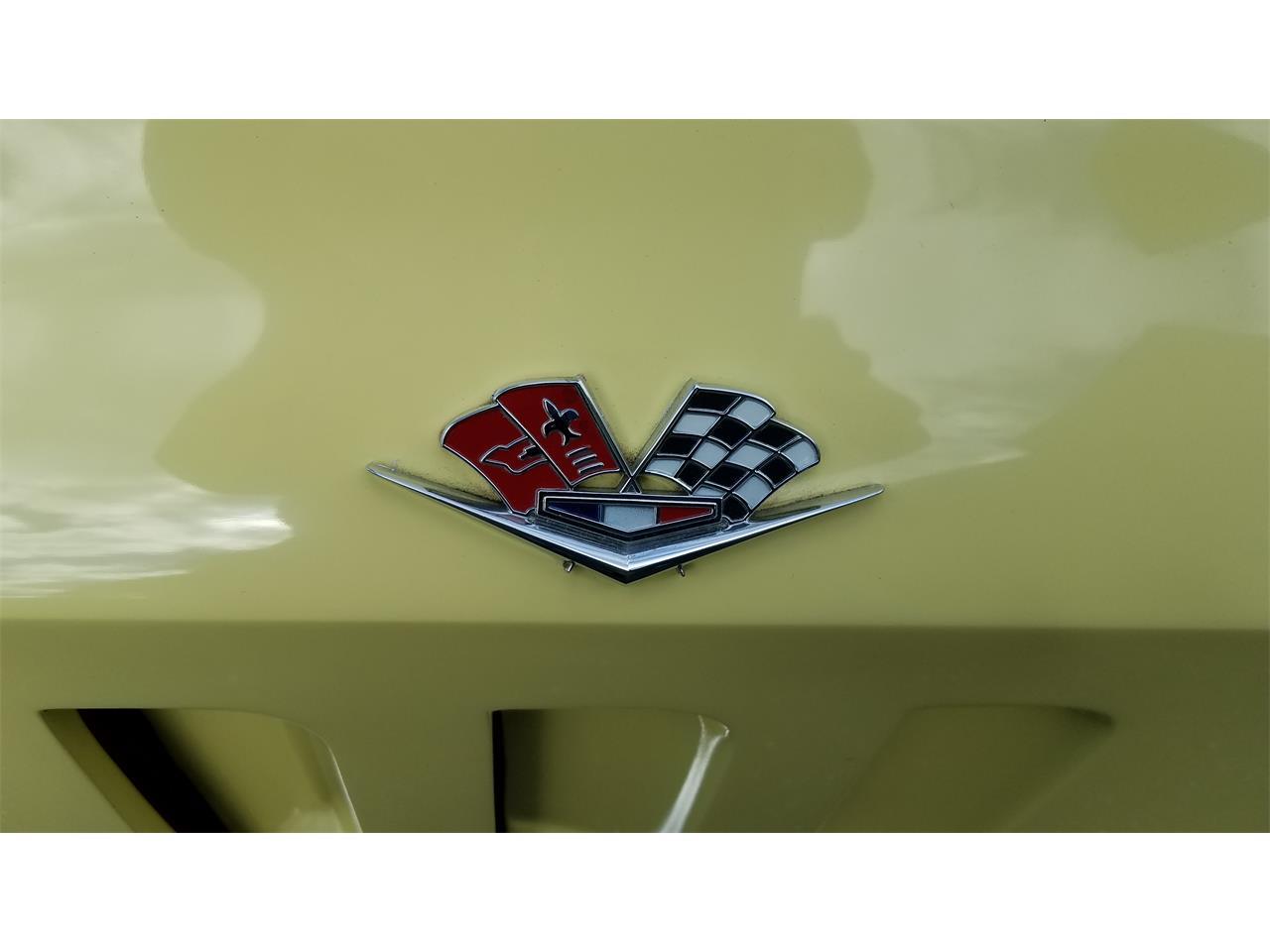 Large Picture of '66 Corvette - QCRF