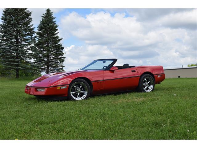 Picture of '87 Corvette - QCRP