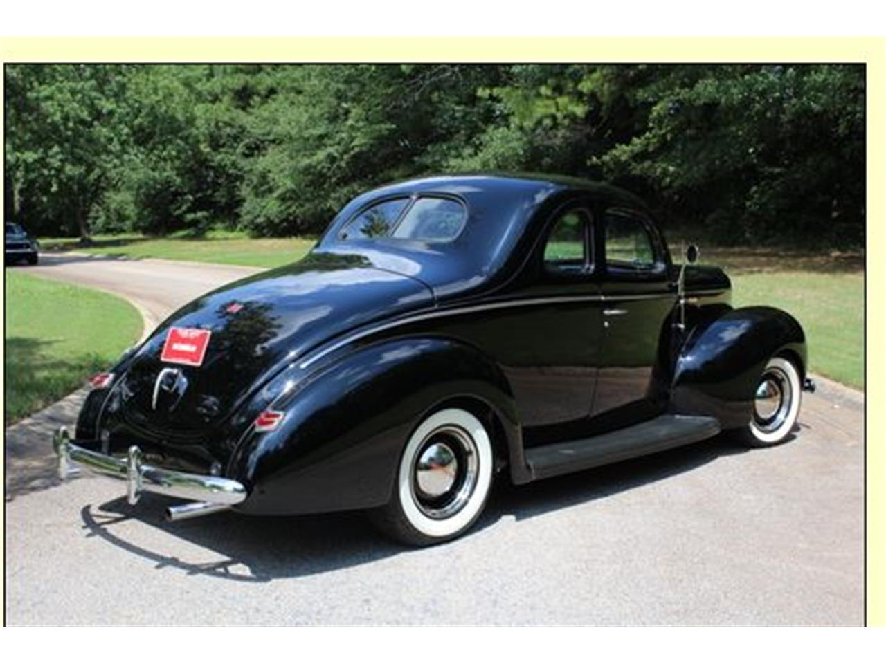 Large Picture of 1940 2-Dr Coupe Offered by a Private Seller - QCS9