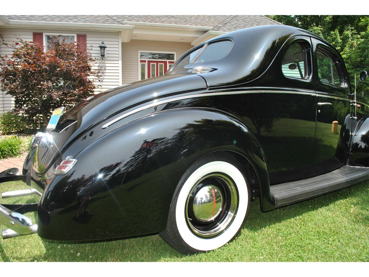 Large Picture of Classic 1940 2-Dr Coupe located in New Jersey - QCS9