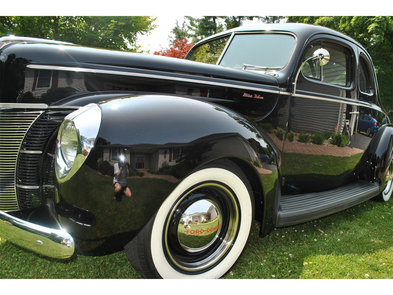 Large Picture of '40 2-Dr Coupe located in New Jersey - $58,500.00 Offered by a Private Seller - QCS9