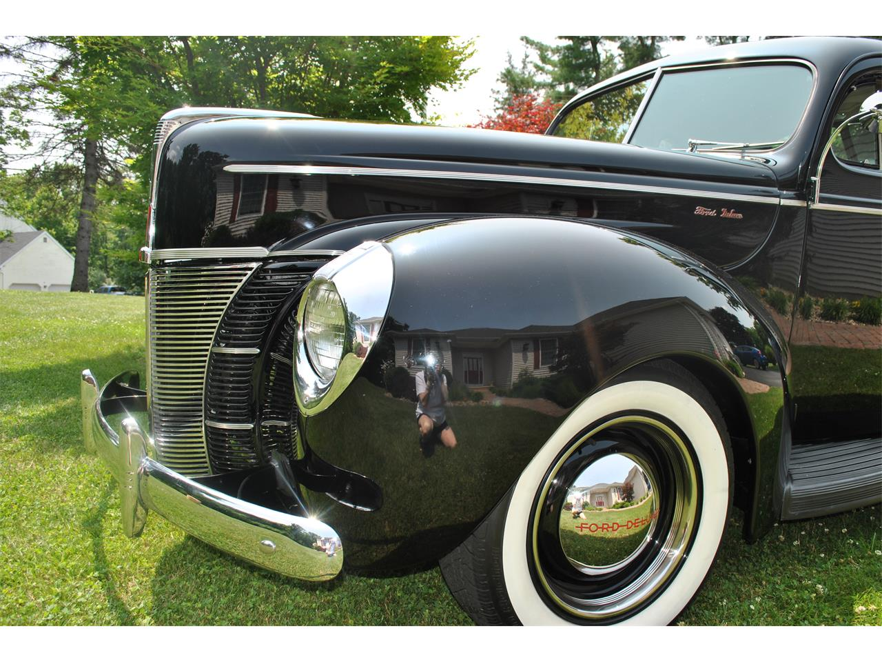 Large Picture of 1940 Ford 2-Dr Coupe located in Milford New Jersey - $58,500.00 - QCS9