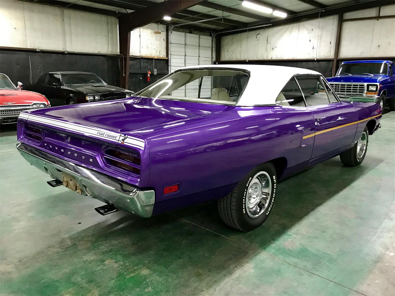Large Picture of '70 Road Runner - QCSC
