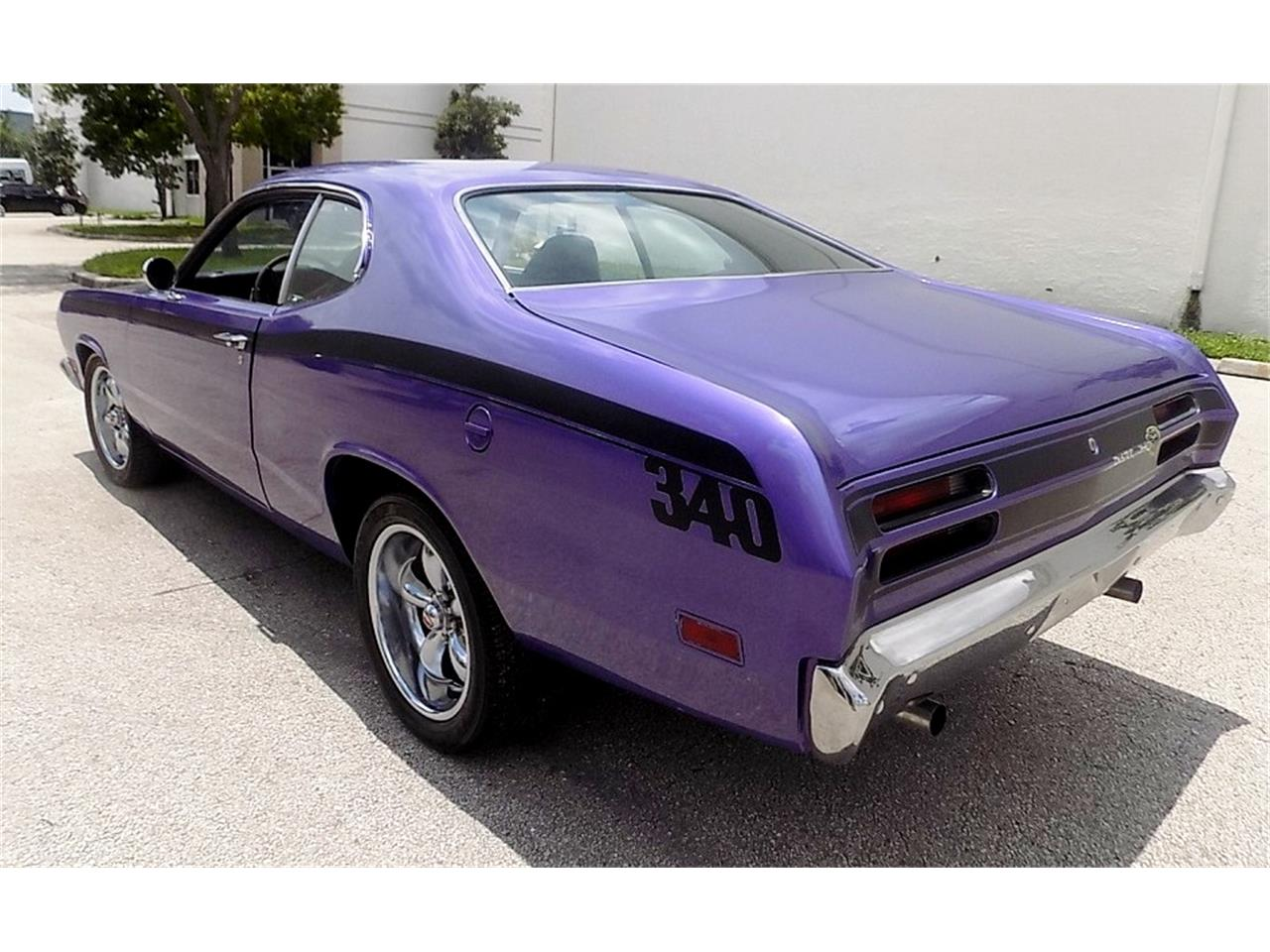 Large Picture of '70 Duster - QCSH