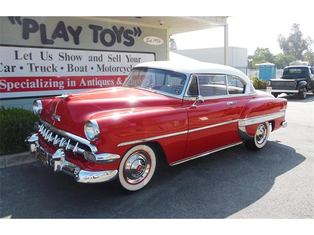 Picture of Classic 1954 Bel Air Offered by  - QCSX