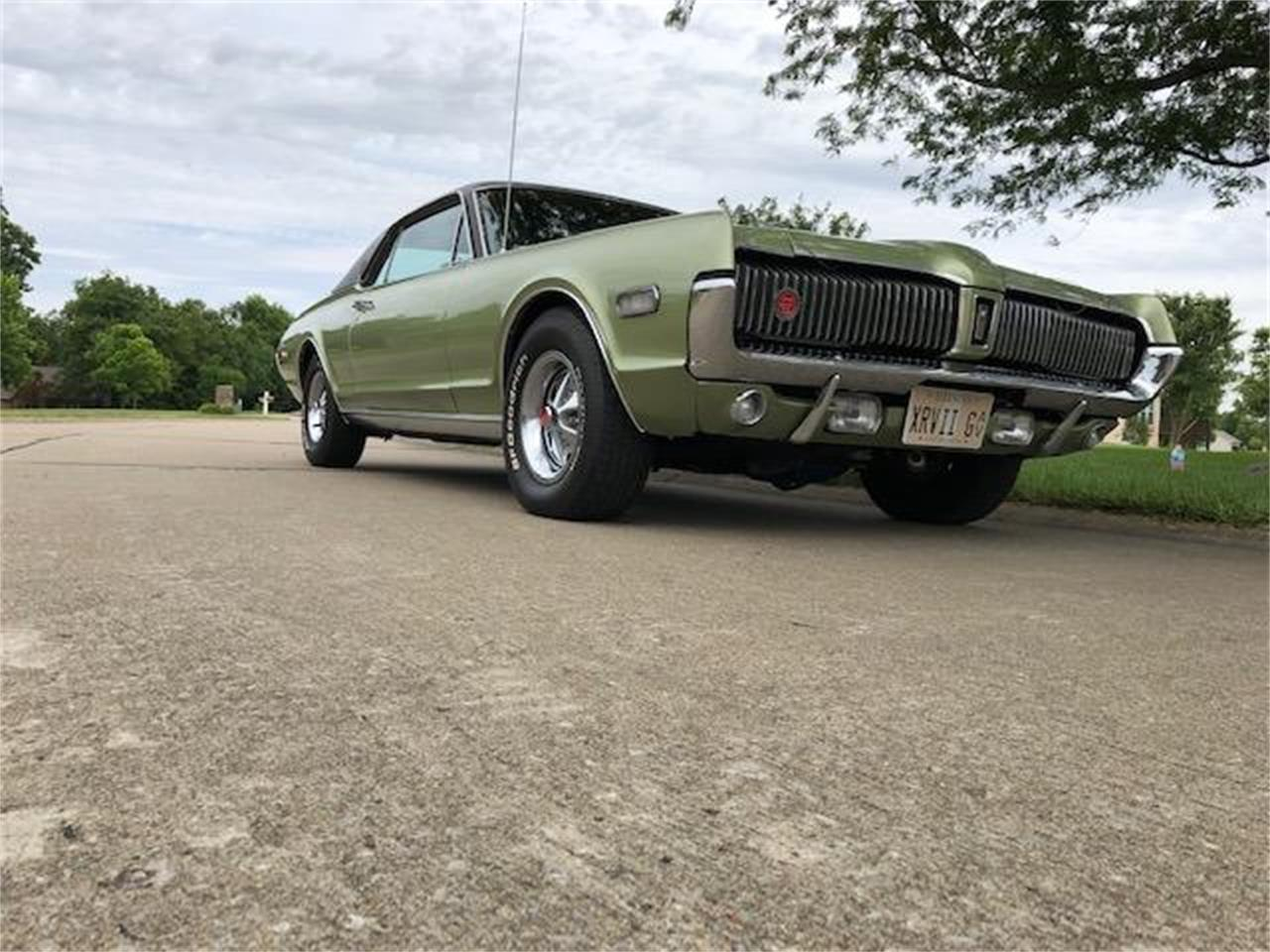 Large Picture of '68 Cougar XR7 - QCT0