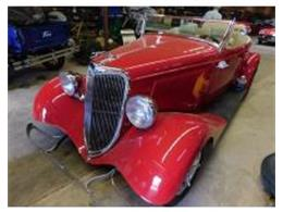 Picture of '34 Roadster - QCTA