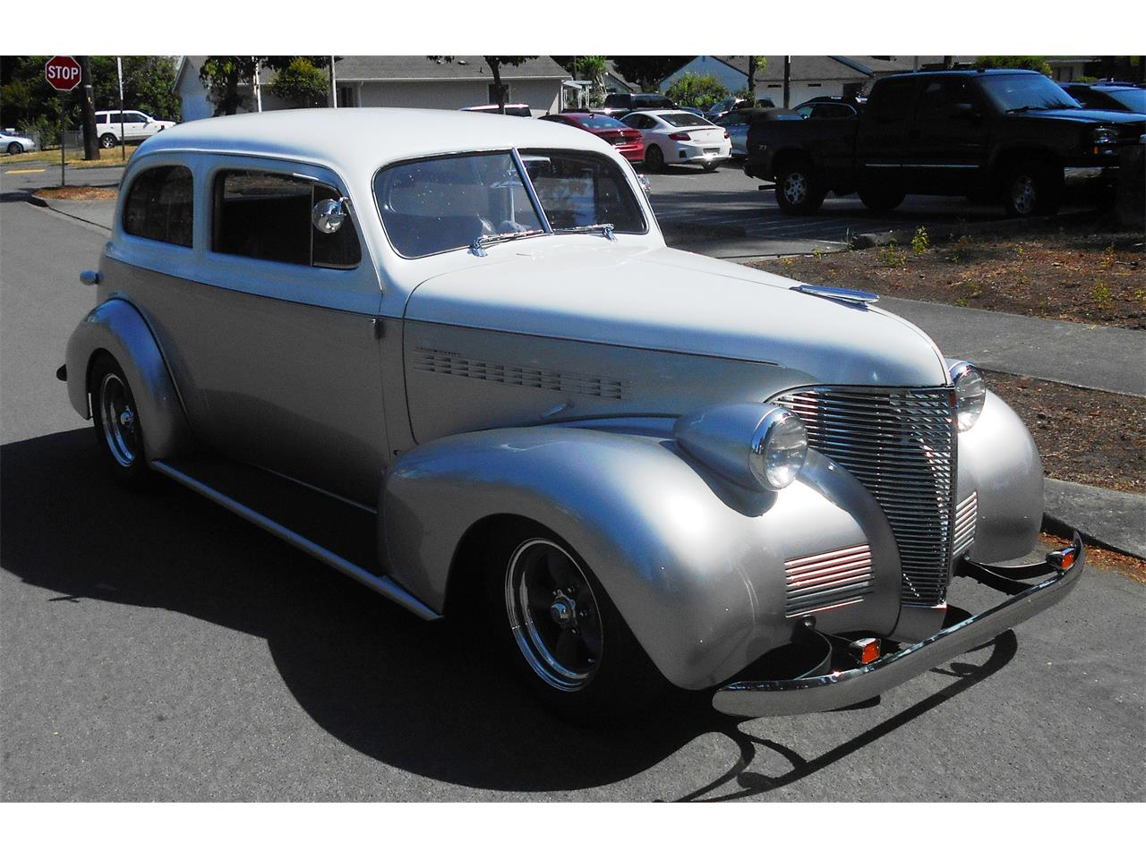 Large Picture of '39 2-Dr Sedan - QCTC