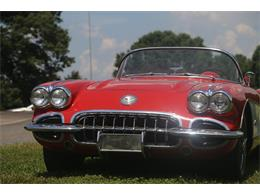 Picture of 1959 Chevrolet Corvette located in Suwanee Georgia Offered by Bullseye Auctions - QCTE