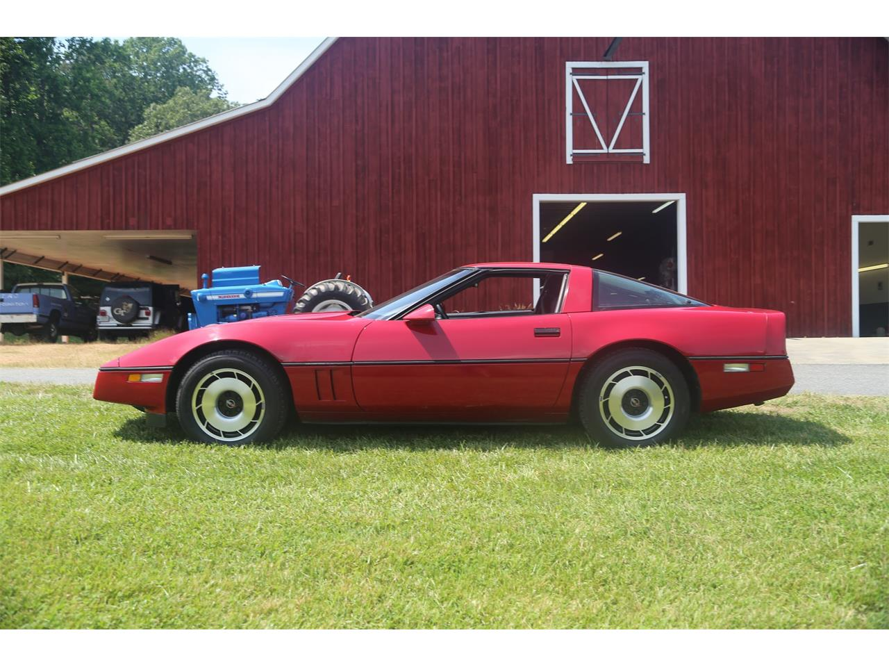 Large Picture of '84 Corvette - QCTF