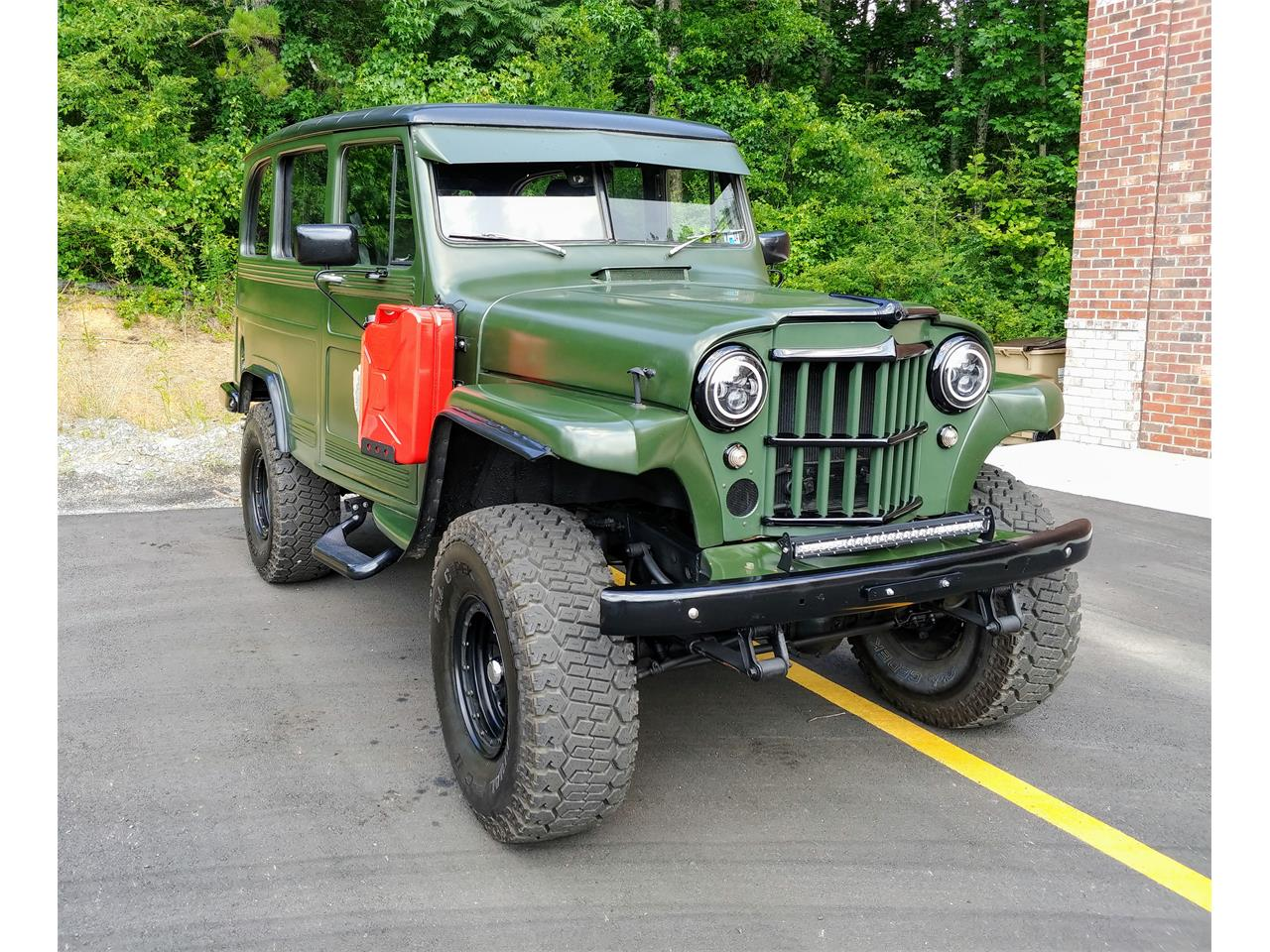 Large Picture of '58 Wagon - QCTJ