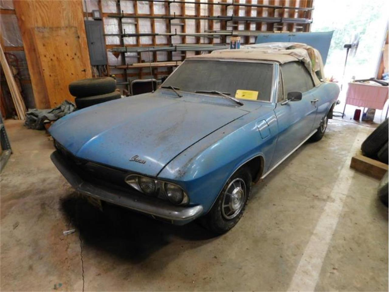 Large Picture of '66 Corvair - QCTK