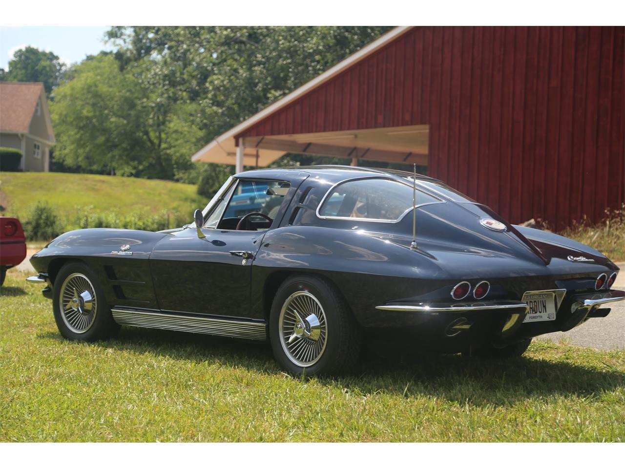 Large Picture of '63 Corvette - QCTP