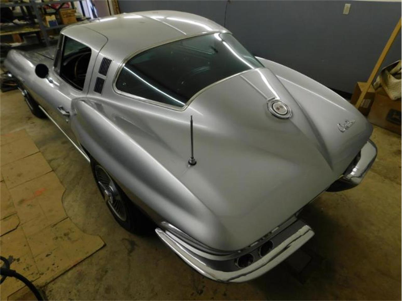 Large Picture of Classic '65 Chevrolet Corvette Auction Vehicle Offered by Bullseye Auctions - QCTR
