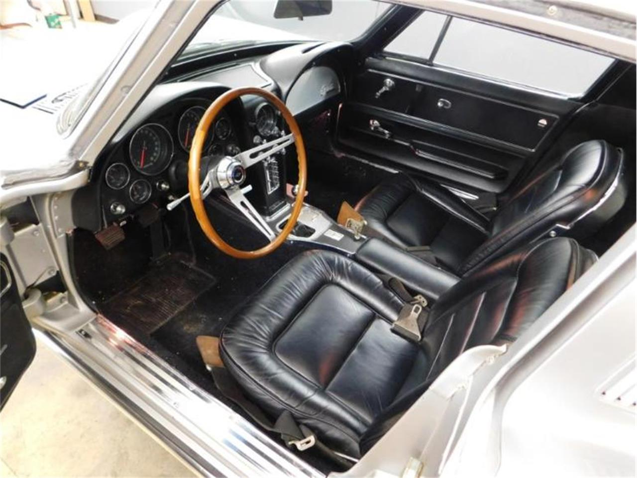 Large Picture of Classic 1965 Chevrolet Corvette located in Suwanee Georgia Offered by Bullseye Auctions - QCTR