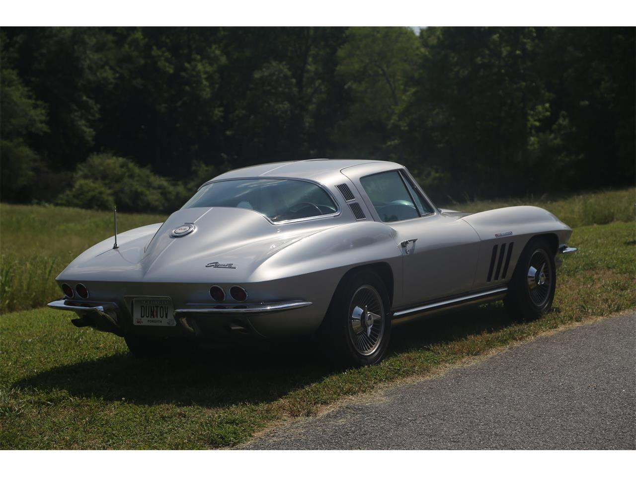 Large Picture of Classic 1965 Chevrolet Corvette located in Suwanee Georgia Auction Vehicle - QCTR