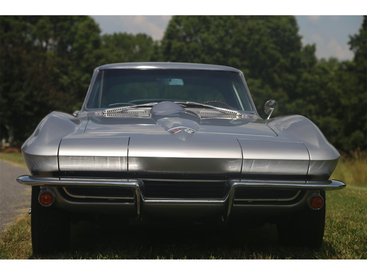Large Picture of Classic '65 Chevrolet Corvette located in Suwanee Georgia Auction Vehicle Offered by Bullseye Auctions - QCTR