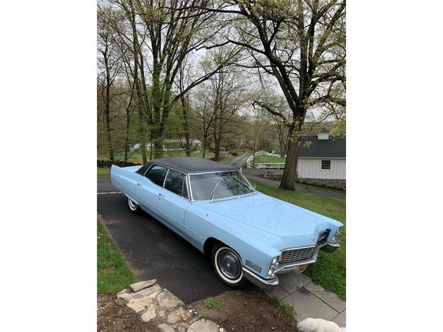 Picture of 1967 DeVille located in Ossining New York - $5,700.00 Offered by a Private Seller - QCTY