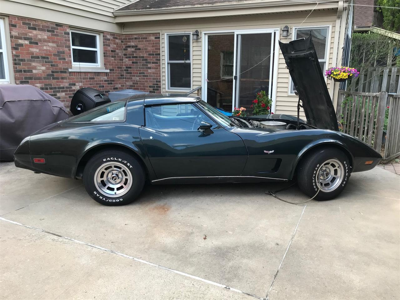 Large Picture of 1979 Chevrolet Corvette located in Troy Michigan Offered by a Private Seller - QCU7