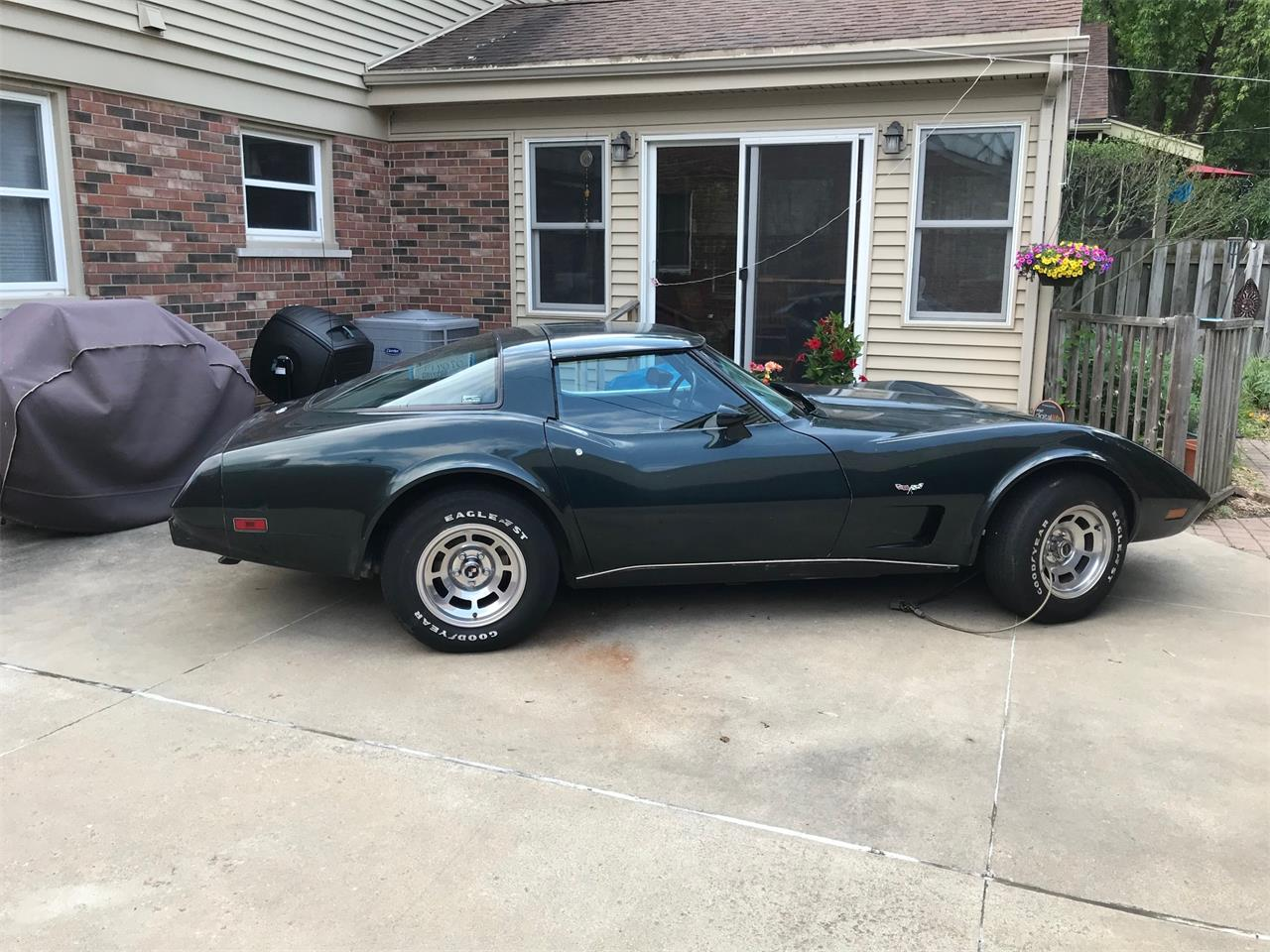 Large Picture of 1979 Chevrolet Corvette located in Michigan Offered by a Private Seller - QCU7