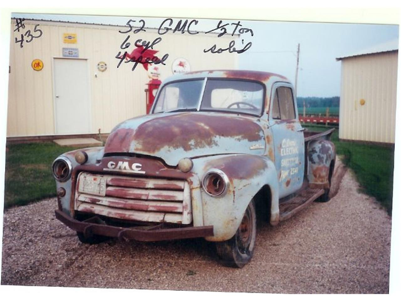 Large Picture of '52 Pickup - Q63U