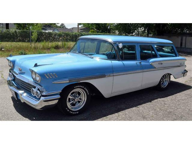 Picture of '58 Nomad - QCUE