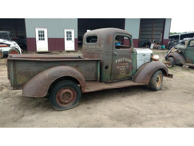 Picture of '38 Pickup - QCUF