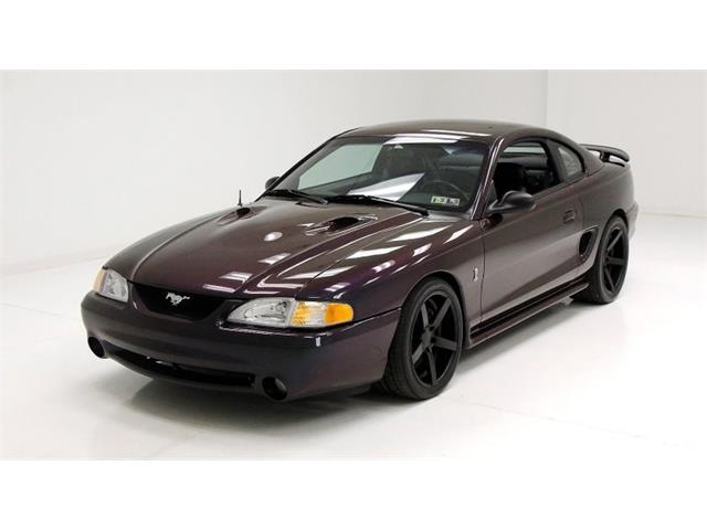 Picture of '96 Mustang - QCUP