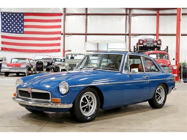 Picture of '74 MGB GT - QCUR