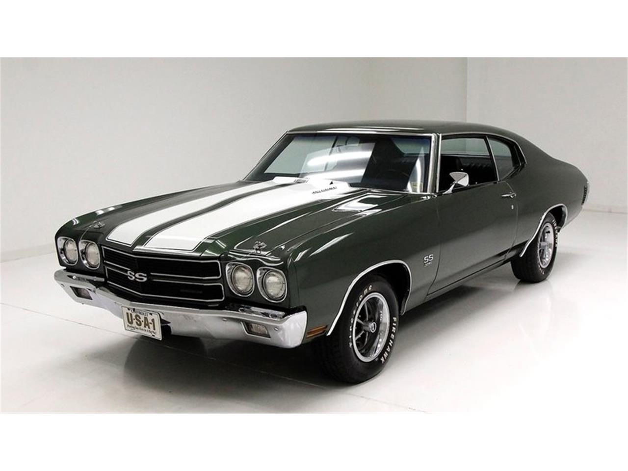 Large Picture of '70 Chevelle - QCUU