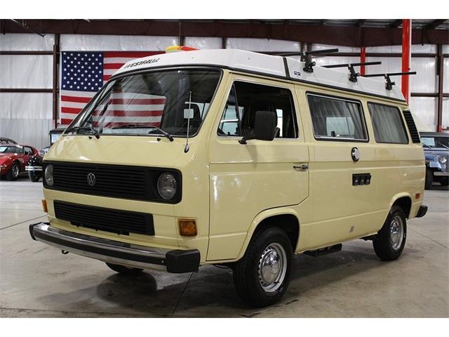 Classic Volkswagen Westfalia Camper for Sale on ClassicCars com