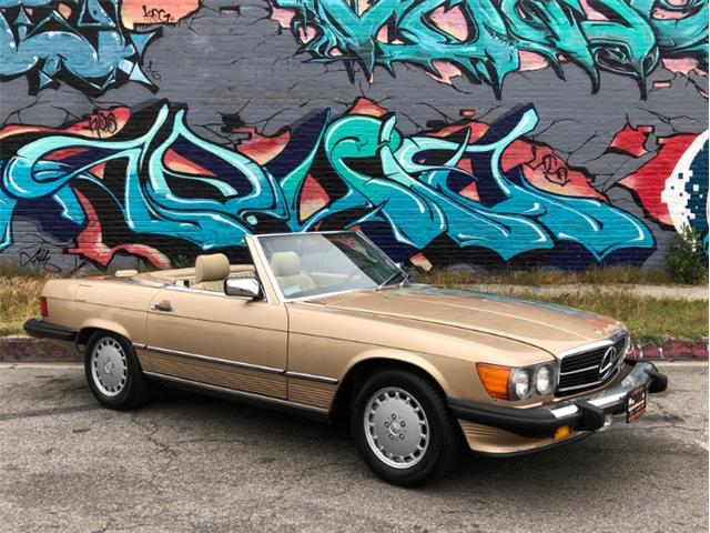 Picture of '88 Mercedes-Benz 560SL - Q63W
