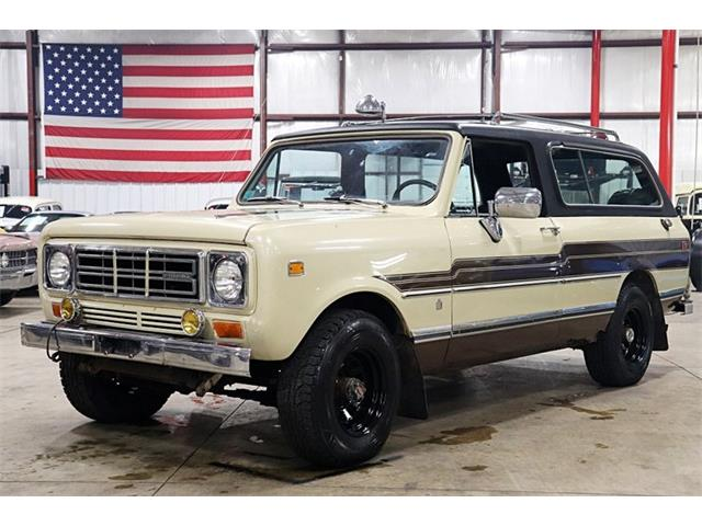 Picture of '77 Scout - QCUX