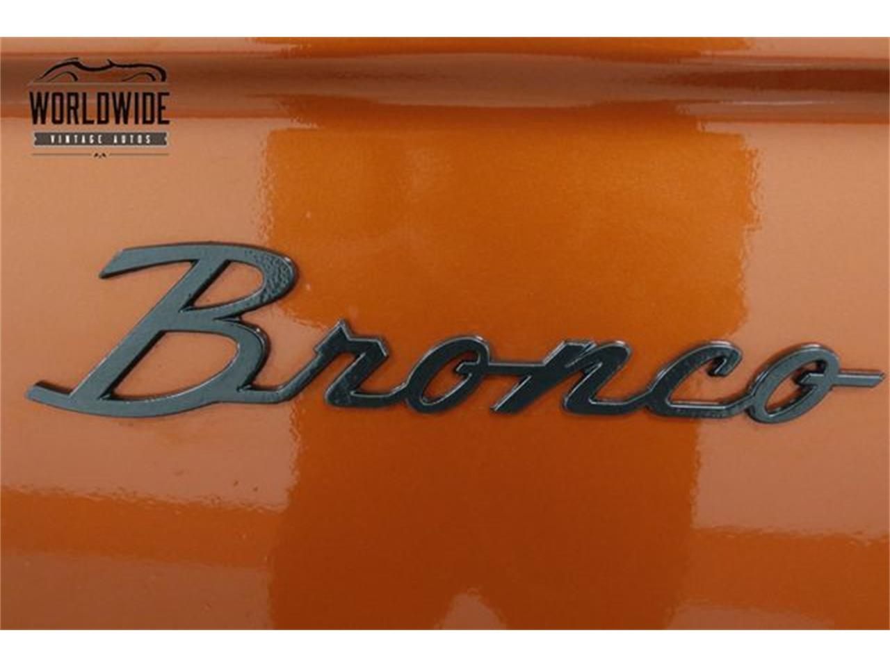 Large Picture of '77 Bronco - QCV3