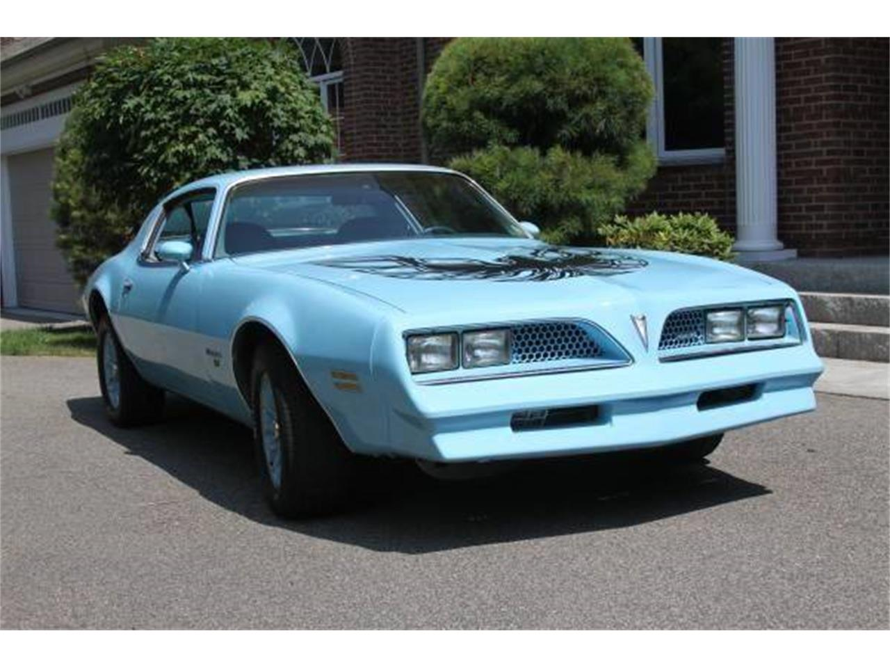 Large Picture of '77 Firebird - QCVP