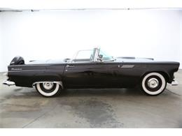 Picture of '56 Thunderbird located in Beverly Hills California - $17,500.00 Offered by Beverly Hills Car Club - QCW5