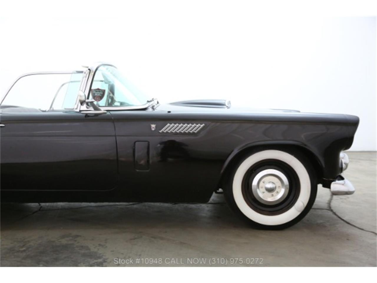 Large Picture of '56 Ford Thunderbird located in Beverly Hills California - $17,500.00 Offered by Beverly Hills Car Club - QCW5