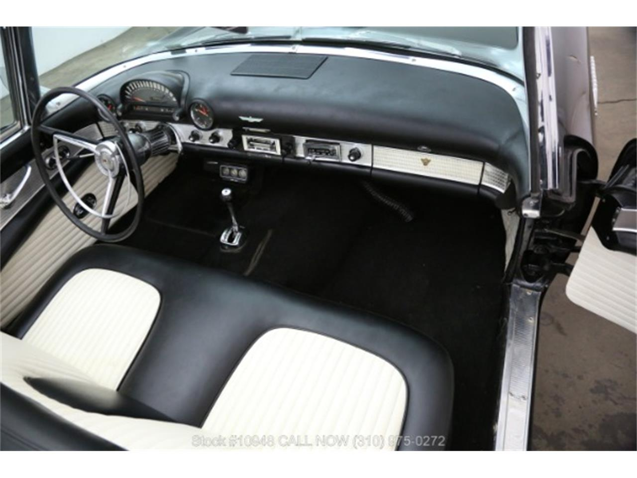 Large Picture of Classic '56 Ford Thunderbird located in Beverly Hills California Offered by Beverly Hills Car Club - QCW5