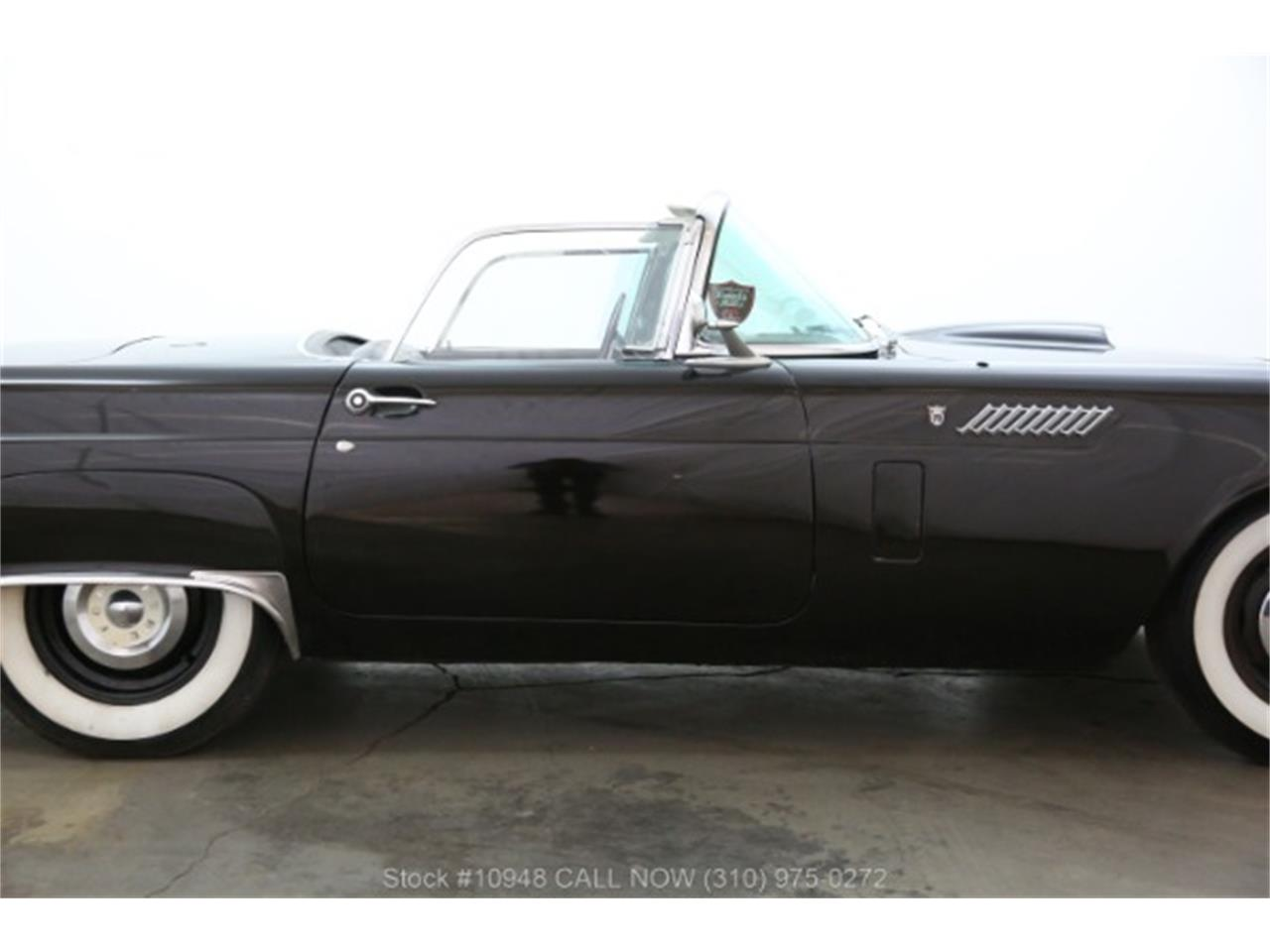 Large Picture of Classic 1956 Thunderbird located in Beverly Hills California - QCW5