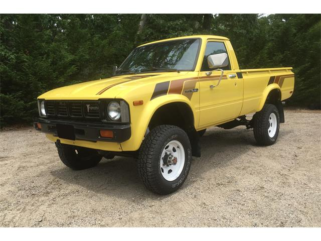Picture of 1981 Toyota SR5 located in Connecticut Offered by  - QCWA